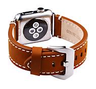 Ver Banda para Apple Watch Series 3 / 2 / 1 Apple Correa de Muñeca Hebilla Clásica