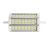 Недорогие -10W 200 lm R7S LED прожекторы T 48 светодиоды SMD 5730 Тёплый белый Холодный белый AC85-265 AC 85-265V