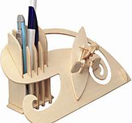 Пазлы Деревянные пазлы Строительные блоки DIY игрушки Сфера 1 Дерево Со стразами Модели и конструкторы