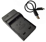 ble9 микро USB зарядное устройство мобильного камера для Panasonic бл-e9 GX7 GF6 GF5