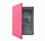 cheap -Case For Amazon Kindle 5 Full Body Cases Full Body Cases Hard PU Leather for