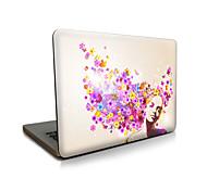 для Macbook Air 11 13 / pro13 15 / Pro с retina13 15 / macbook12 лепестки красоты яблоко кейс для ноутбука