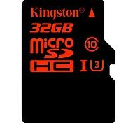 Kingston 32Go TF carte Micro SD Card carte mémoire UHS-I U3 Class10