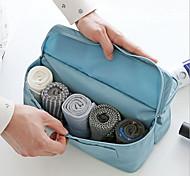 Недорогие -2 L Туалетные сумки Путешествия Водонепроницаемаямолния Ткань