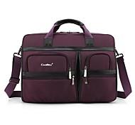 Недорогие -Coolbell 17,3-дюймовый ноутбук портфель защитный мешок Messenger нейлон сумка для бизнеса cb-5003