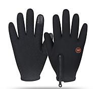 XINTOWN® Спортивные перчатки Все Перчатки для велосипедистов Зима ВелоперчаткиСохраняет тепло Анти-скольжение Ветронепроницаемый