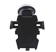Недорогие -универсальный лобовое стекло приборной панели автомобиля держатель для ж / выдвижной шеи для Iphone 6 / Samsung - разные цвета