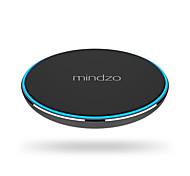 mindzo Wireless Charging Pad Qi Ultra-Slim Charger  for Samsung S7 S6 Edge Note 5 Nexus 4 5 6 7 Nokia Lumia 920