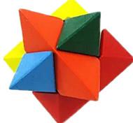 Мячи Мин Блокировка Kong Любань блокировки Игрушки Треугольник Мальчики Девочки 1 Куски