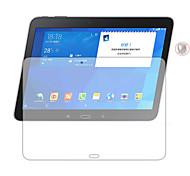 abordables -Protecteur d'écran Samsung Galaxy pour Tab 4 10.1 Verre Trempé 1 pièce Ecran de Protection Avant Antidéflagrant Coin Arrondi 2.5D Dureté