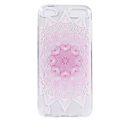 cheap -National Flower TPU Case for Touch5 6 iPod Cases/Covers iPod Accessories