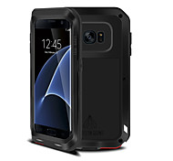 LOVE MEI Waterproof Dustproof Drop-proof Case Cover For Samsung Galaxy S7 Edge/S7/S6 Edge Plus S8 PLUS S8