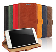 cheap -Special Design High-Grade Genuine Leather Mobile Phone Holster for Samsung Galaxy S6 edge