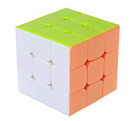 cheap -Rubik's Cube 3*3*3 Smooth Speed Cube Magic Cube Puzzle Cube New Year Children's Day Gift Classic & Timeless