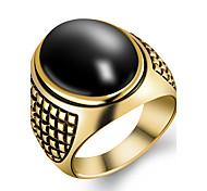 Муж. Кольцо Мода бижутерия Резина Сплав Бижутерия Назначение Для вечеринок Повседневные Спорт