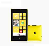 protetor de tela LCD HD de alta transparência para Nokia 520 (3 peças)
