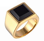preiswerte -Herrn Ring / Statement-Ring - Modisch Gold / Silber Ring Für Alltag / Normal