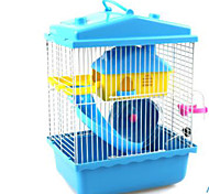 Cages Plastic Coffee Blue Pink