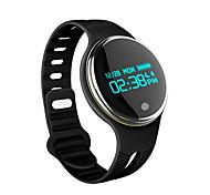 Movimento passo impermeável sono monitor wireless cobrança bluetooth bracelete inteligente para ios android