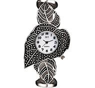 abordables -ASJ Mujer Reloj creativo único Reloj de Pulsera Reloj Pulsera Reloj de Moda Japonés Cuarzo Cuarzo Japonés Resistente al Agua Resistente a