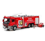 Toy Cars Toys Construction Vehicle Fire Engine Vehicle Toys Retractable Truck ABS Plastic Metal Classic & Timeless Chic & Modern Pieces