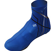 Shoe Covers/Overshoes Bike Breathable Quick Dry Dust Proof Anti-Insect Antistatic Limits Bacteria Protective Women's Men's Unisex Red Blue