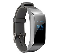 cheap -Smart Bracelet Touch Screen Heart Rate Monitor Calories Burned Pedometers Distance Tracking Anti-lost Hands-Free Calls Message Control