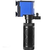 Aquarium Air Pump Water Pump Filter Energy Saving Plastic AC 220-240V