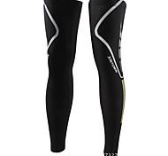 XINTOWN Hombre Mujer Unisex Primavera Verano Invierno Otoño Calentadores de la pierna/Polainas Secado rápido Resistente a los UV Aislado