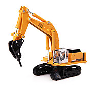 Toy Cars Toys Construction Vehicle Toys Retractable Excavating Machinery ABS Plastic Metal Classic & Timeless Chic & Modern Pieces Boys'
