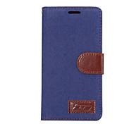 For SONY Xperia X Performance X T3 Z2 Z3 Z4 Z5 Case Cover Denim Mobile Phone Holster