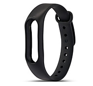 Silicone Wrist Strap Bracelet  Color Replacement watchband for Original Miband 2 Xiaomi Mi band 2 Wristbands