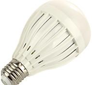 E27 Bombillas LED de Globo A60(A19) 14 leds SMD 5730 Decorativa Blanco Cálido Blanco Fresco 650lm 3000/6000