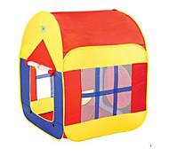 Ролевые игры Играть в палатки и туннели Игрушки Цилиндрическая Лошадь Новинки Мальчики Девочки Куски