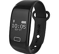 YYK18S Smart Bracelet / Smart Watch / Activity TrackerLong Standby / Pedometers / Heart Rate Monitor / Alarm Clock / Distance Tracking