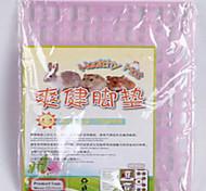 Rabbits Bedding & Litter Waterproof Silicone Plastic Green
