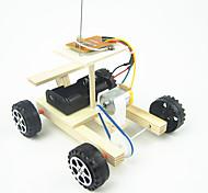 Недорогие -Игрушечные машинки Радиоуправление Игрушки для изучения и экспериментов Игрушки Автомобиль Пульт управления Своими руками Электрический