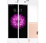 Недорогие -Защитная плёнка для экрана Apple для iPhone 6s iPhone 6 Закаленное стекло 1 ед. Защитная пленка для экрана Матовое стекло 2.5D