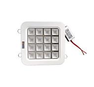 cheap -ZDM 16W High Power LED (12Red 4Blue)Full Wavelength Plant Growth Lamp LED Ceiling Lamp (AC85-265V)