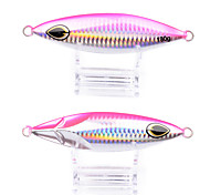 "1 pcs Metal Bait Jigs Others Fishing Lures Jigs Metal Bait Random Colors g/Ounce,115 mm/4-1/2"" inch,Lead MetalSea Fishing Bait Casting"