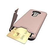 Недорогие -для ASUS zenfone держателя 3 ze552kl (5,5) крышки корпуса карты ударопрочного с подставкой задней крышкой