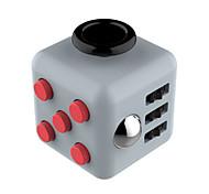 Недорогие -Игрушки гладкая скорость куб новинка стресс relievers магия куб красный серый / пластик