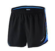 Arsuxeo Men's Running Shorts Quick Dry Breathable Soft Lightweight Materials Reflective Strips Reduces Chafing Reflective