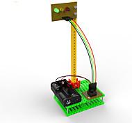 Недорогие -Игрушки Для мальчиков Развивающие игрушки Набор для творчества Обучающая игрушка Машина ABS Зеленый Белый
