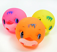 cheap -Cat Toy Dog Toy Pet Toys Ball Chew Toy Interactive Teeth Cleaning Toy Squeaking Toy Cartoon Squeak / Squeaking Elastic Durable Halloween