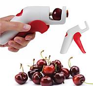 Недорогие -пластик Творческая кухня Гаджет Для фруктов Семя Remover