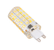 cheap -BRELONG® 6W 550-600 lm G9 E26/E27 LED Corn Lights T 80 leds SMD 5730 Dimmable Decorative Warm White Cold White AC 110-130V AC 220-240V