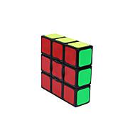 Недорогие -Кубик рубик Кубик кубика / дискеты 1*3*3 3*3*3 Спидкуб Кубики-головоломки головоломка Куб Гладкий стикер Квадратный Подарок