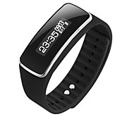 Smart Bracelet Water Resistant / Water Proof Pedometers Sports Camera Alarm Clock Wearable Information Sleep Tracker Find My Device