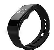Недорогие -водонепроницаемый v66 сердечного ритма мониторинга Bluetooth браслет шаг сенсорный экран метр движения умный браслет